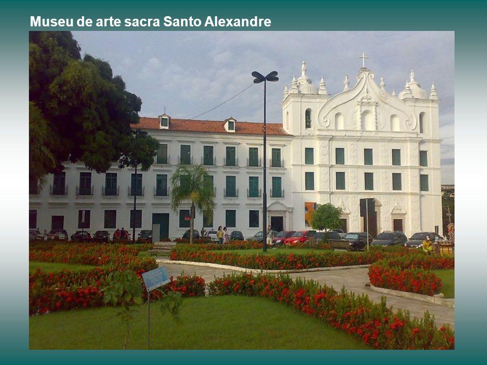 Museu de arte sacra Santo Alexandre
