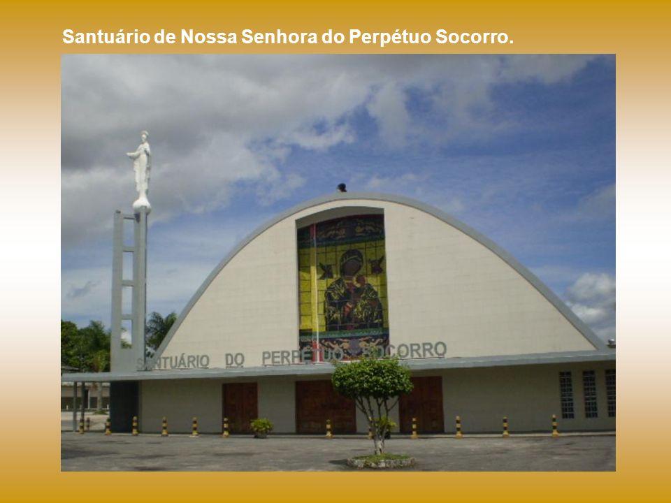 Santuário de Nossa Senhora do Perpétuo Socorro.