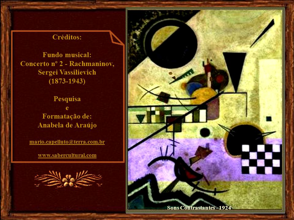 Concerto nº 2 - Rachmaninov, Sergei Vassilievich