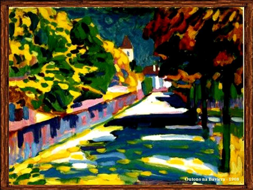Outono na Baviera - 1908