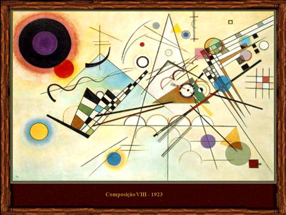 Composição VIII - 1923