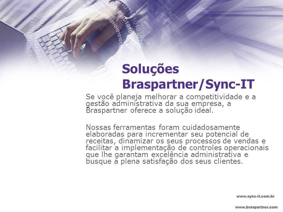 Soluções Braspartner/Sync-IT