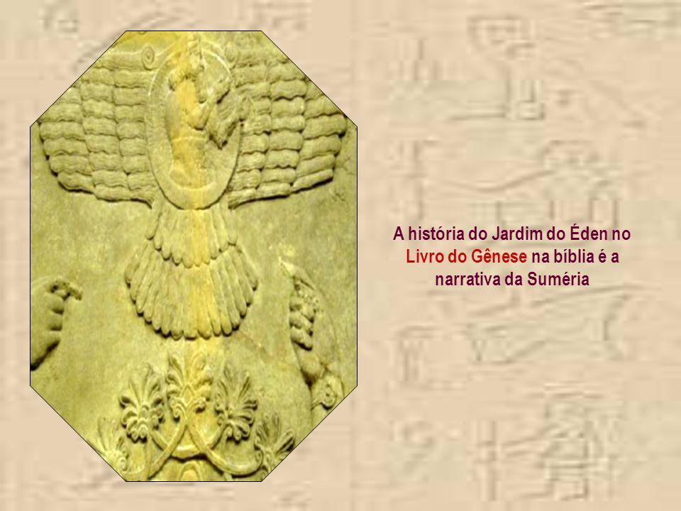A história do Jardim do Éden no Livro do Gênese na bíblia é a