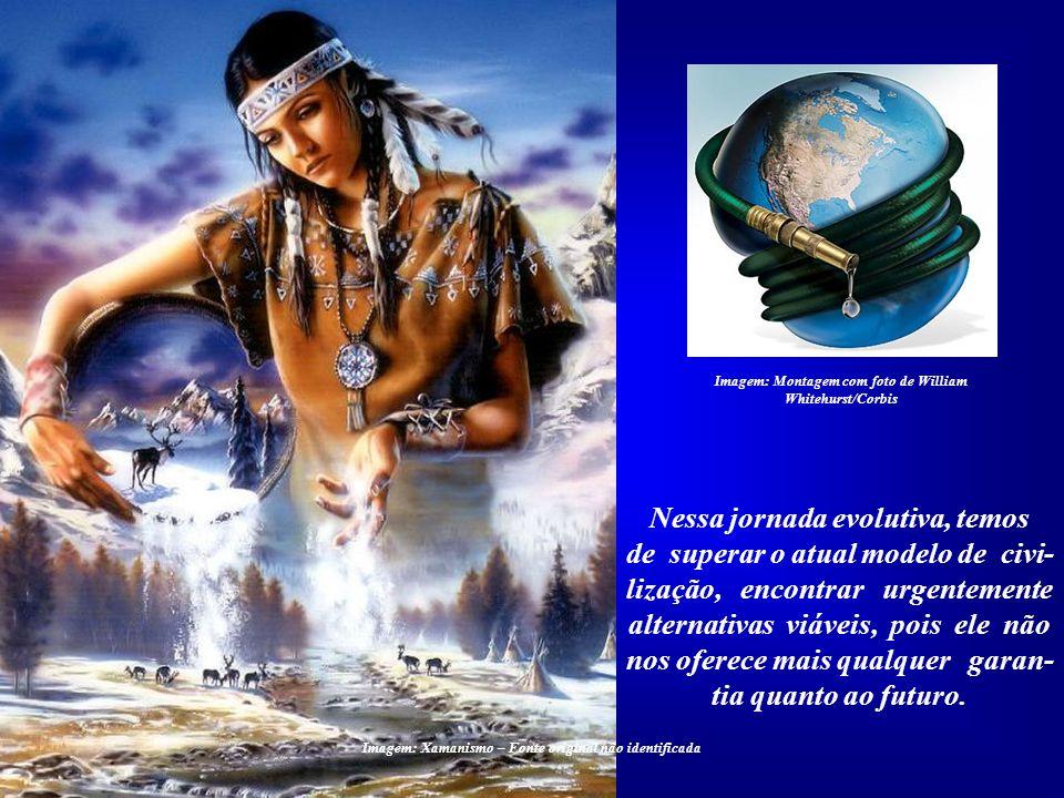 Nessa jornada evolutiva, temos