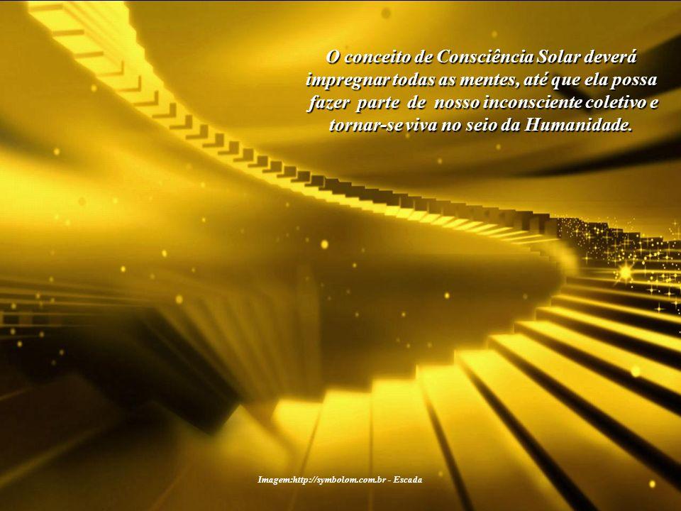 O conceito de Consciência Solar deverá