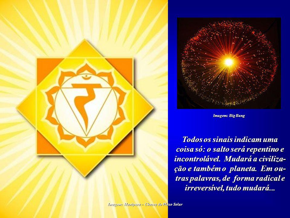 Todos os sinais indicam uma Imagem: Manipura – Chacra do Plexo Solar
