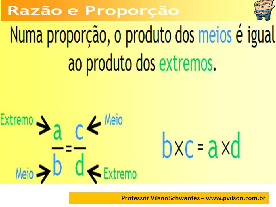 Professor Vilson Schwantes – www.pvilson.com.br