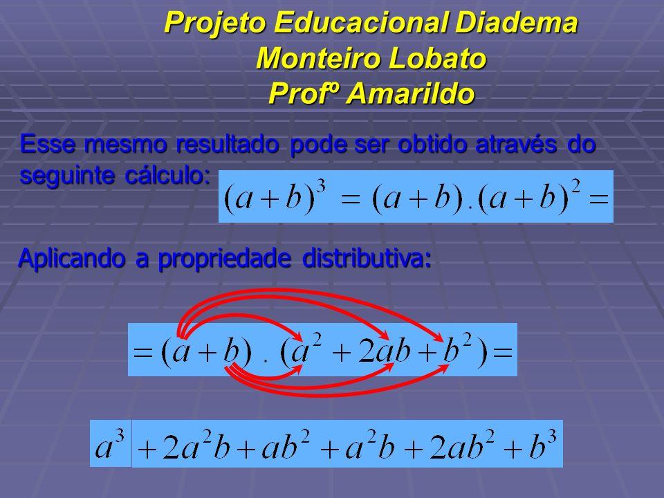 Projeto Educacional Diadema Monteiro Lobato Profº Amarildo