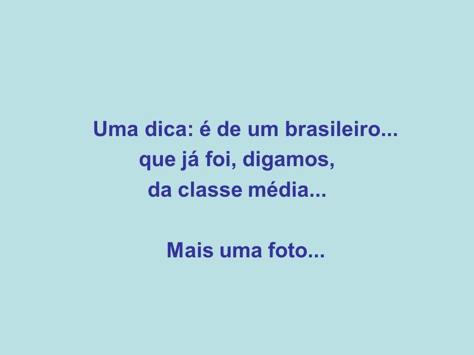 Uma dica: é de um brasileiro...