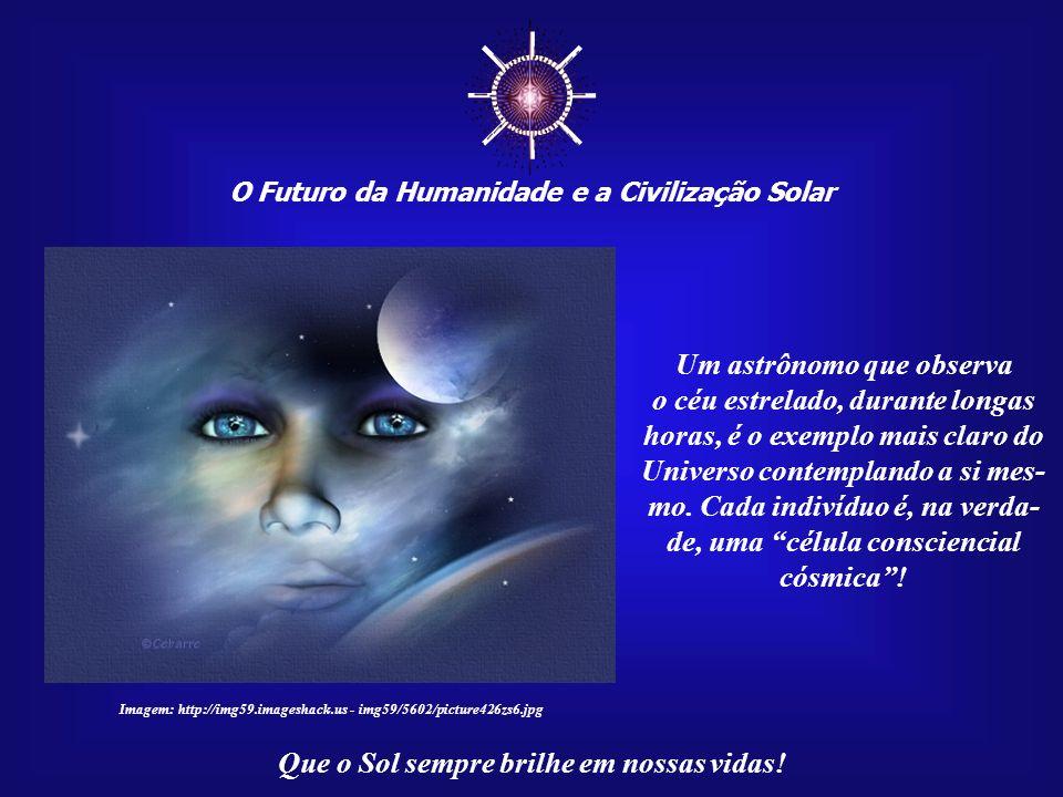 ☼ Um astrônomo que observa