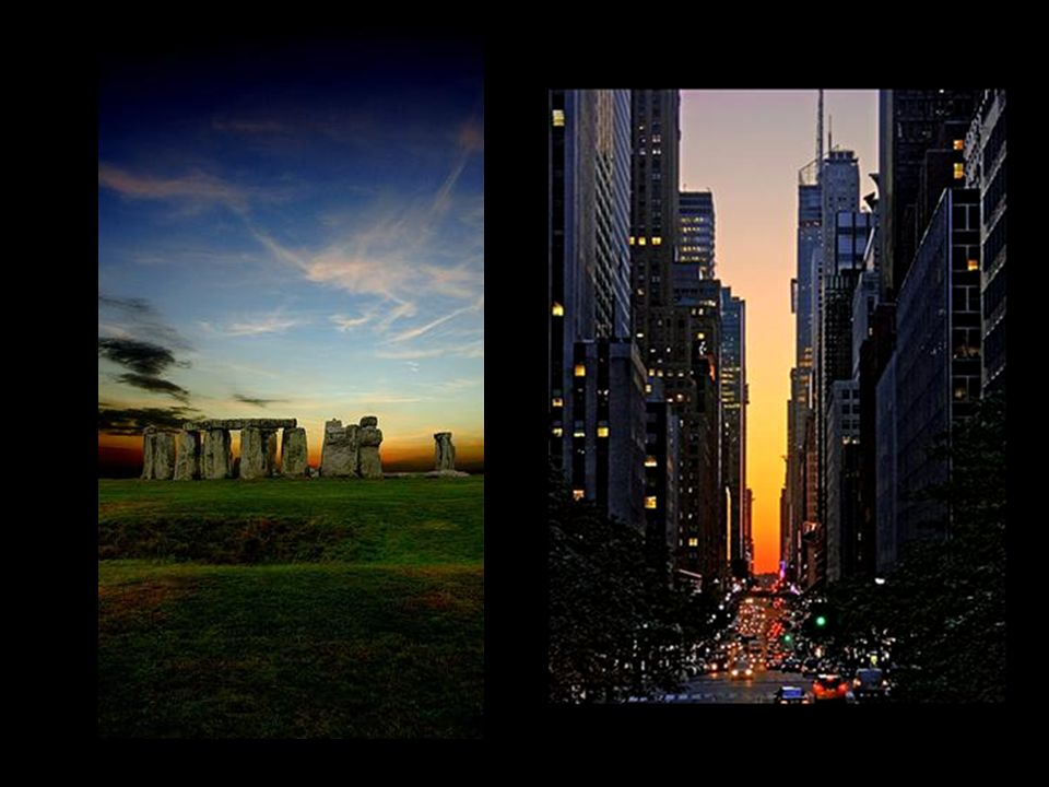 as cidades que vão sendo erguidas.
