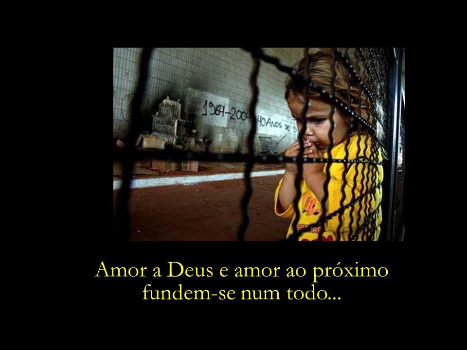 Amor a Deus e amor ao próximo