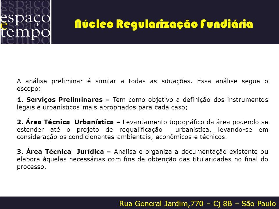 Núcleo Regularização Fundiária