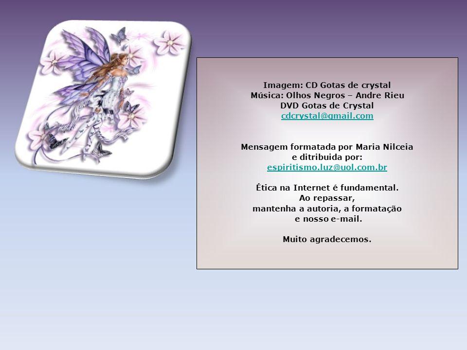 Imagem: CD Gotas de crystal Música: Olhos Negros – Andre Rieu