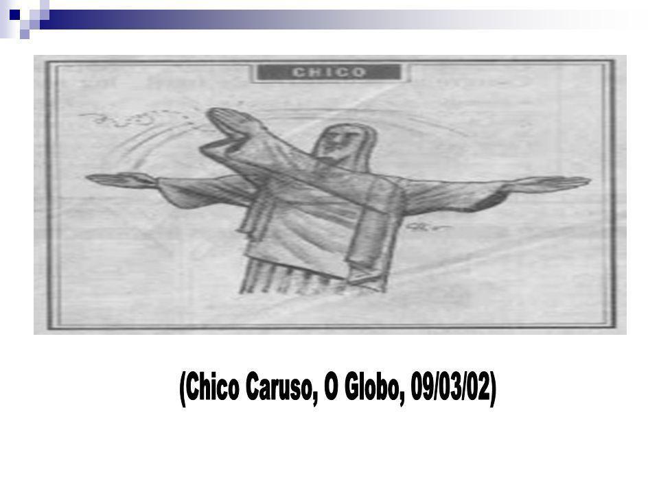 (Chico Caruso, O Globo, 09/03/02)