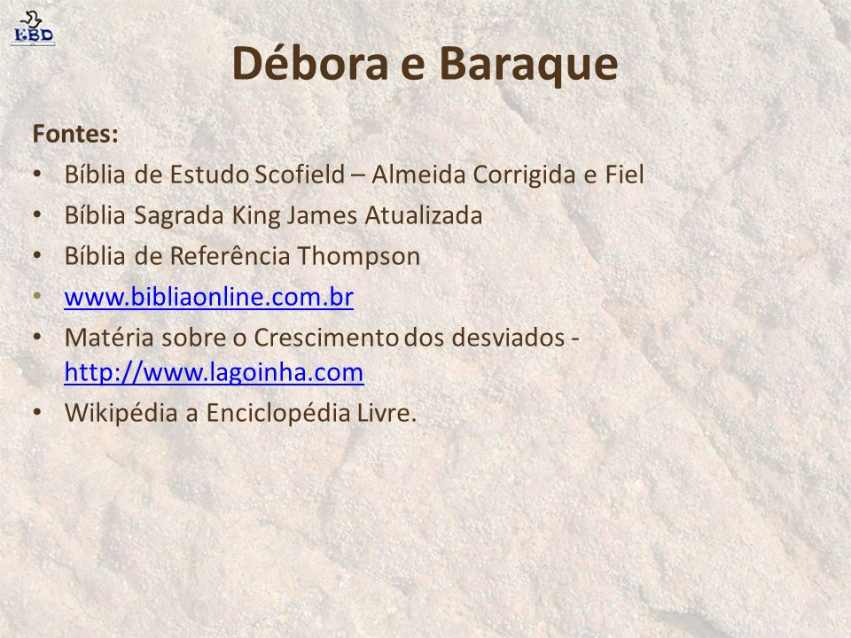 Débora e Baraque Fontes: