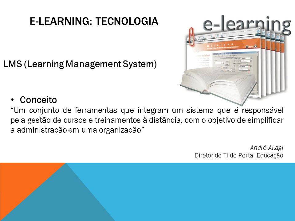 E-Learning: Tecnologia