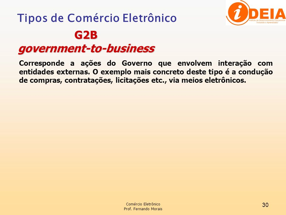 government-to-business