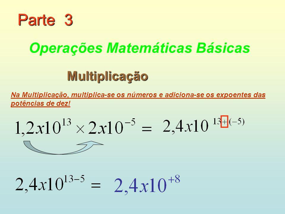 Parte 3 Operações Matemáticas Básicas Multiplicação