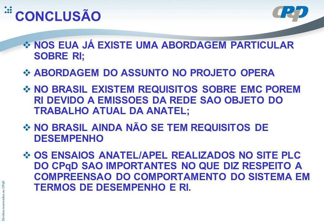 CONCLUSÃO NOS EUA JÁ EXISTE UMA ABORDAGEM PARTICULAR SOBRE RI;