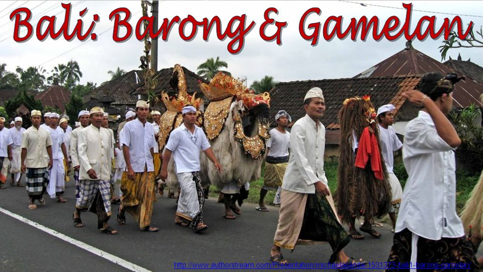 Bali: Barong & Gamelan Ulun Danu Beratan Temple is consisted of 4 temples complex that are: