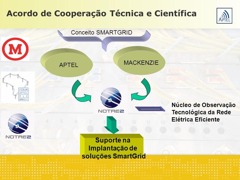 Acordo de Cooperação Técnica e Científica