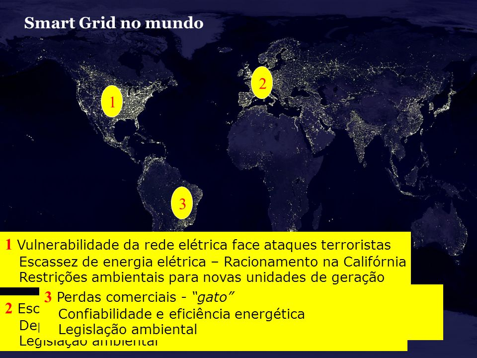 1 Vulnerabilidade da rede elétrica face ataques terroristas