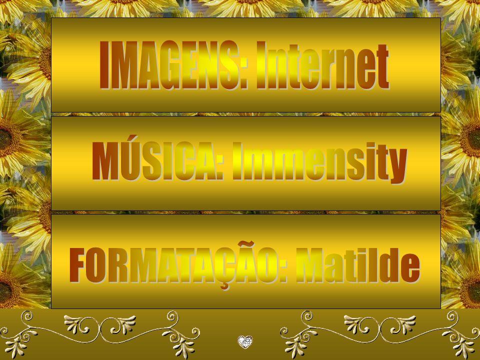 IMAGENS: Internet MÚSICA: Immensity FORMATAÇÃO: Matilde