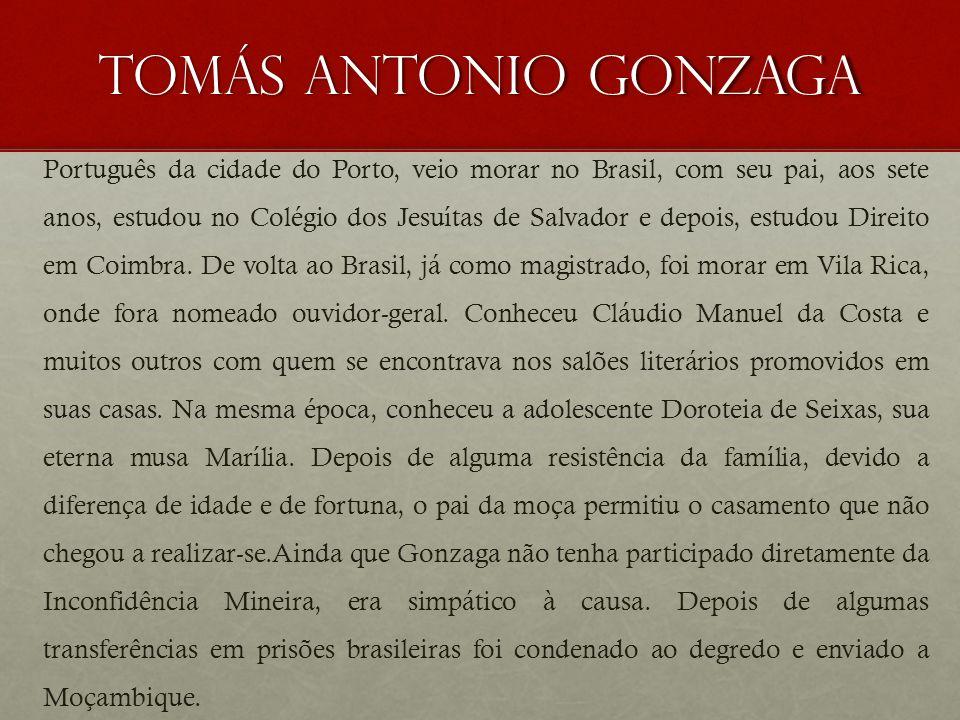 Tomás Antonio Gonzaga