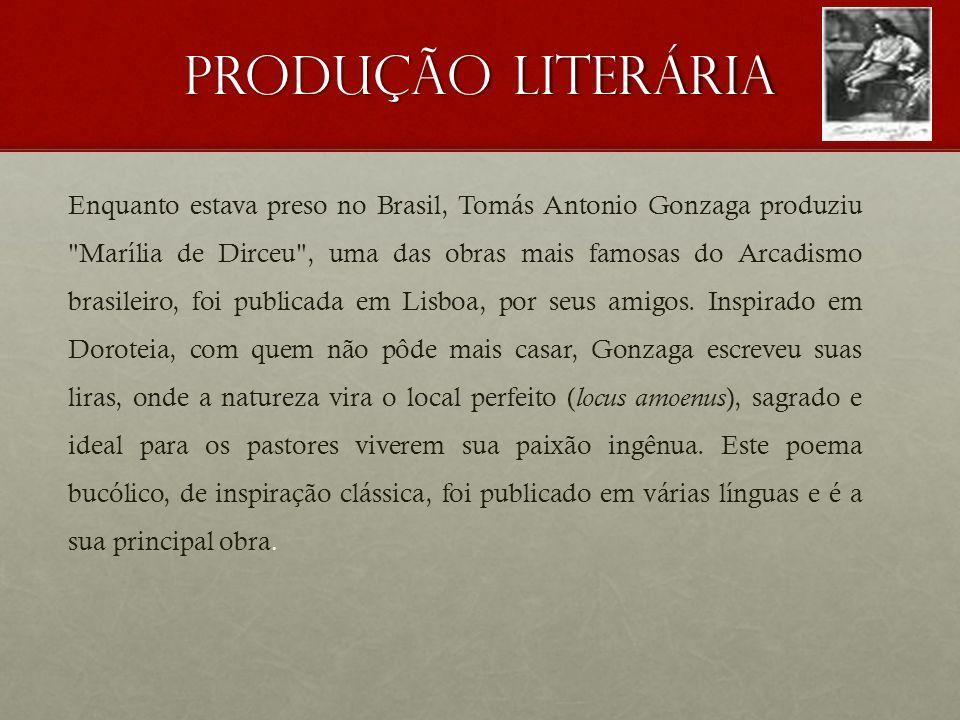Produção Literária