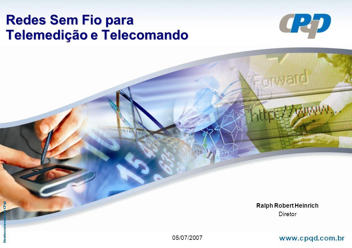 Redes Sem Fio para Telemedição e Telecomando