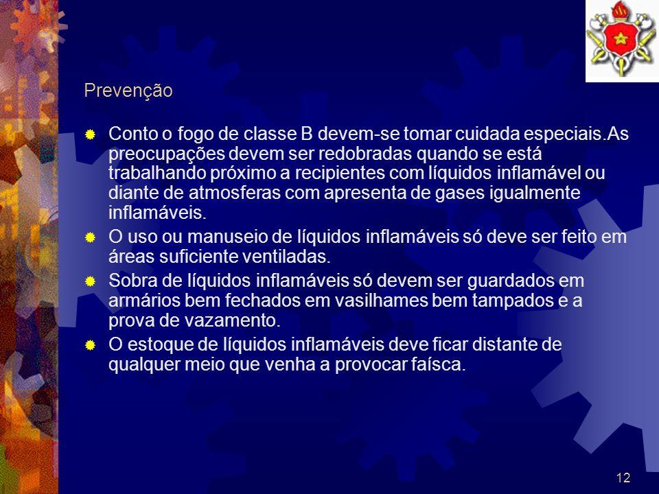 Prevenção