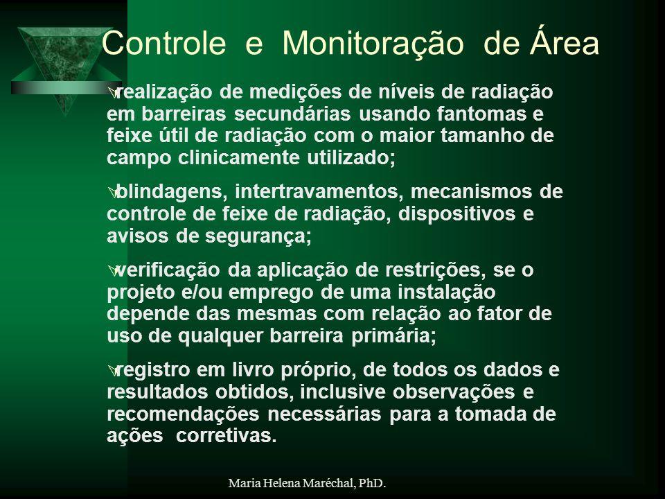 Controle e Monitoração de Área