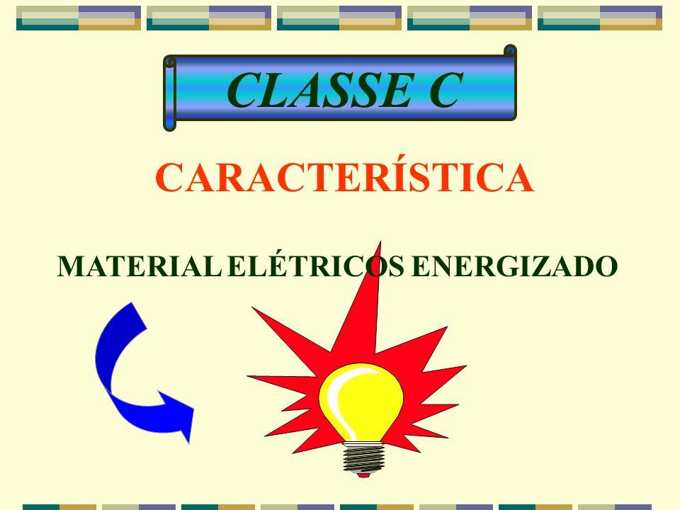 MATERIAL ELÉTRICOS ENERGIZADO