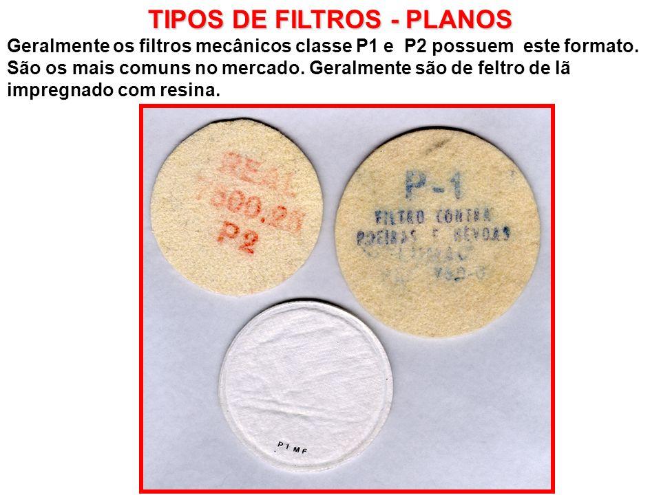 TIPOS DE FILTROS - PLANOS