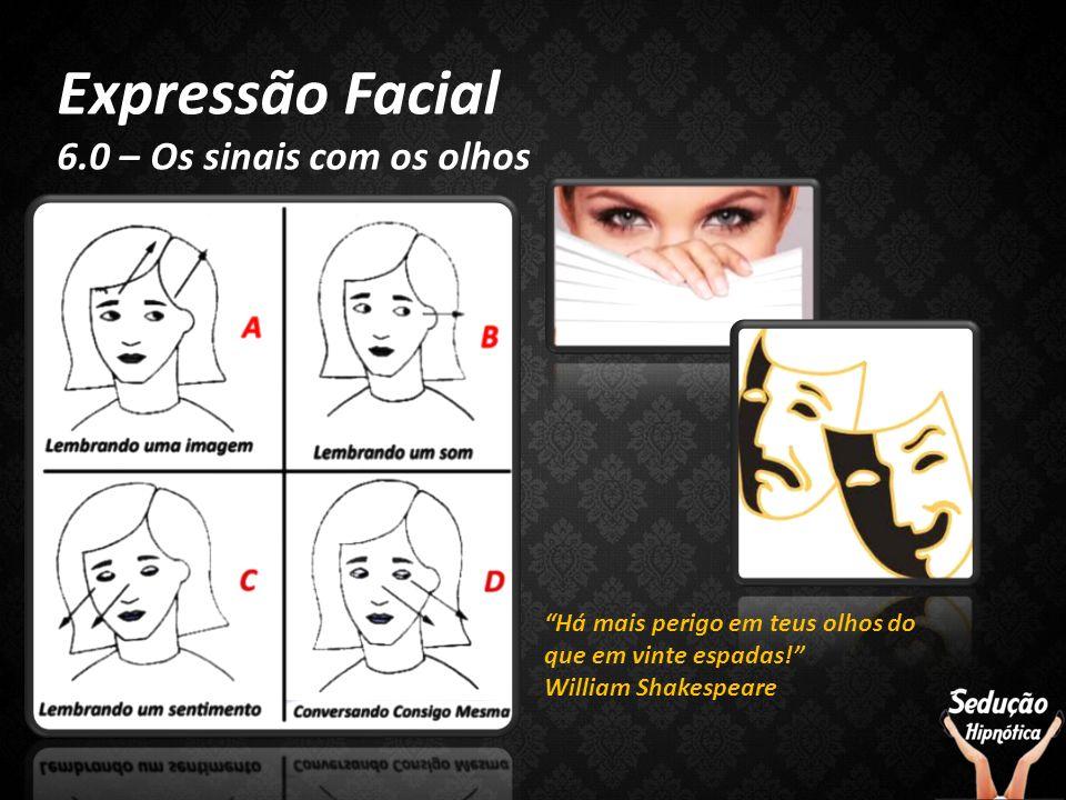 Expressão Facial 6.0 – Os sinais com os olhos
