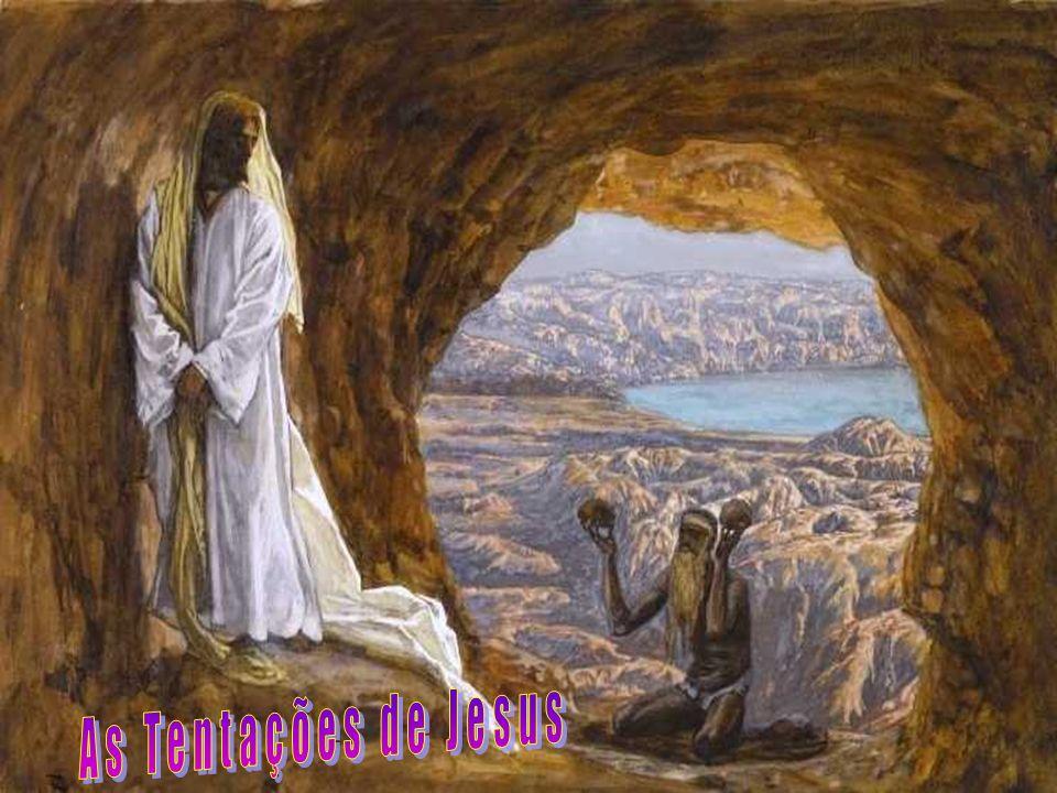 As Tentações de Jesus