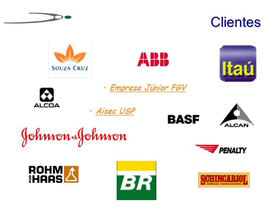 Clientes Empresa Júnior FGV Aisec USP