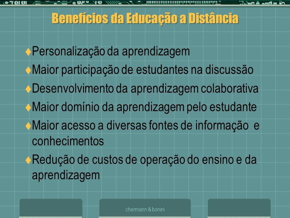 Benefícios da Educação a Distância