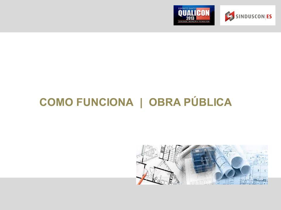 COMO FUNCIONA | OBRA PÚBLICA