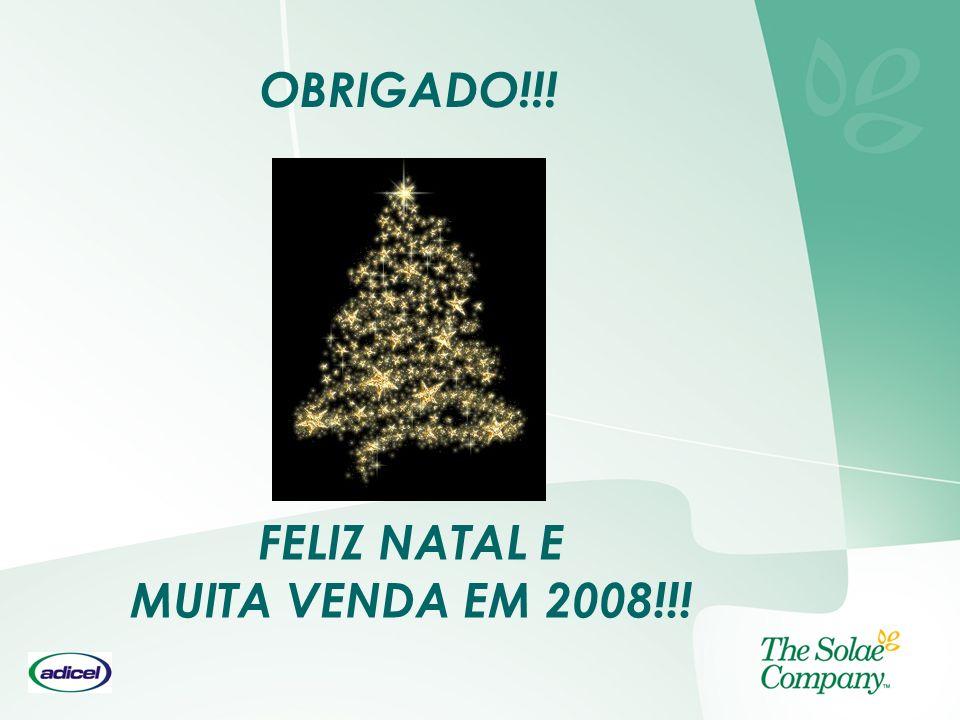 FELIZ NATAL E MUITA VENDA EM 2008!!!