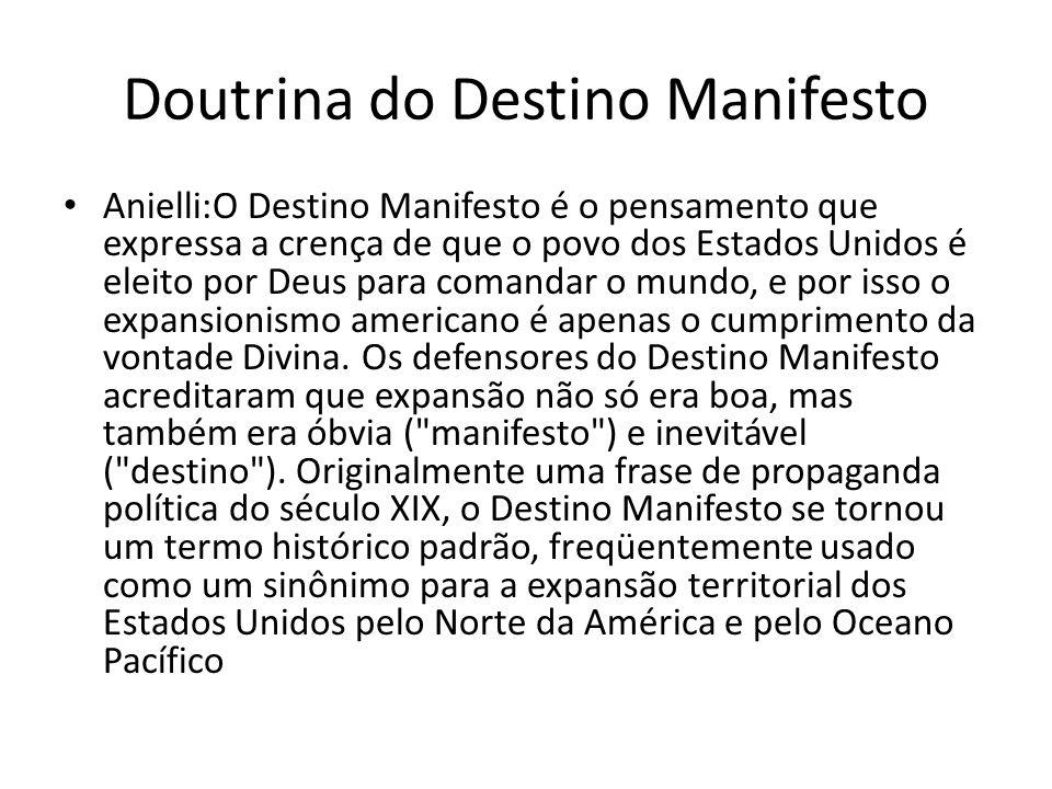 Doutrina do Destino Manifesto