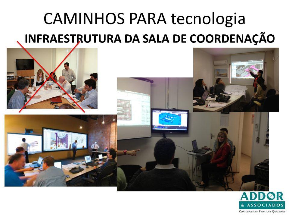 CAMINHOS PARA tecnologia