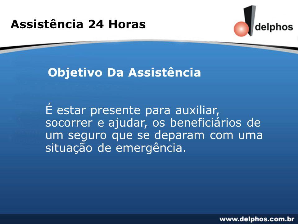 Assistência 24 Horas Objetivo Da Assistência.