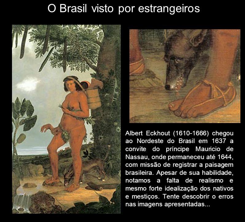 O Brasil visto por estrangeiros
