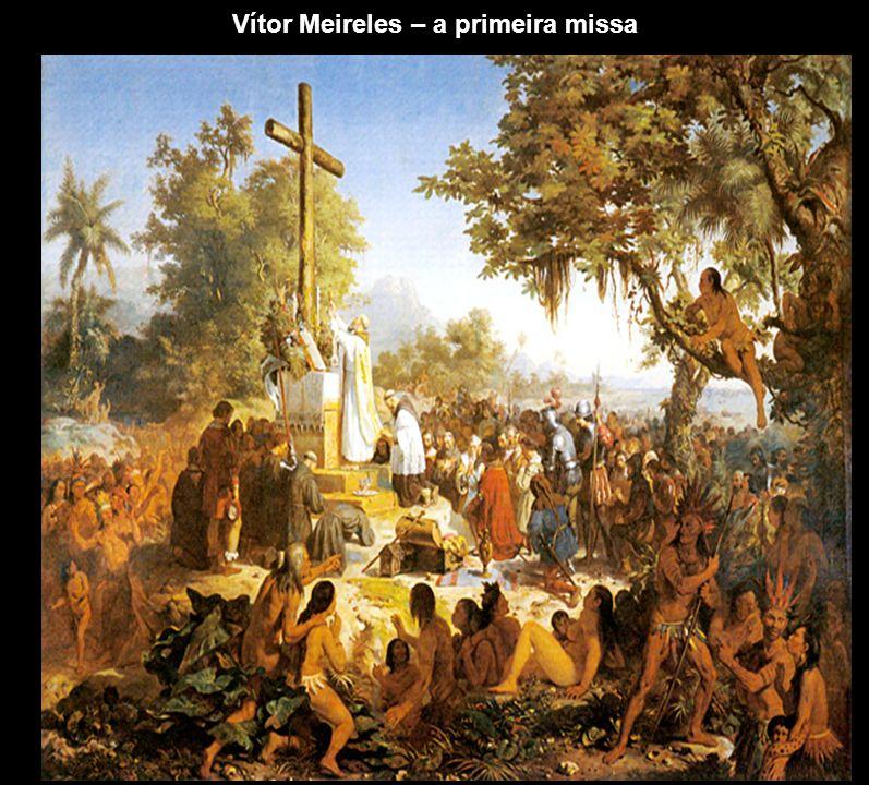Vítor Meireles – a primeira missa
