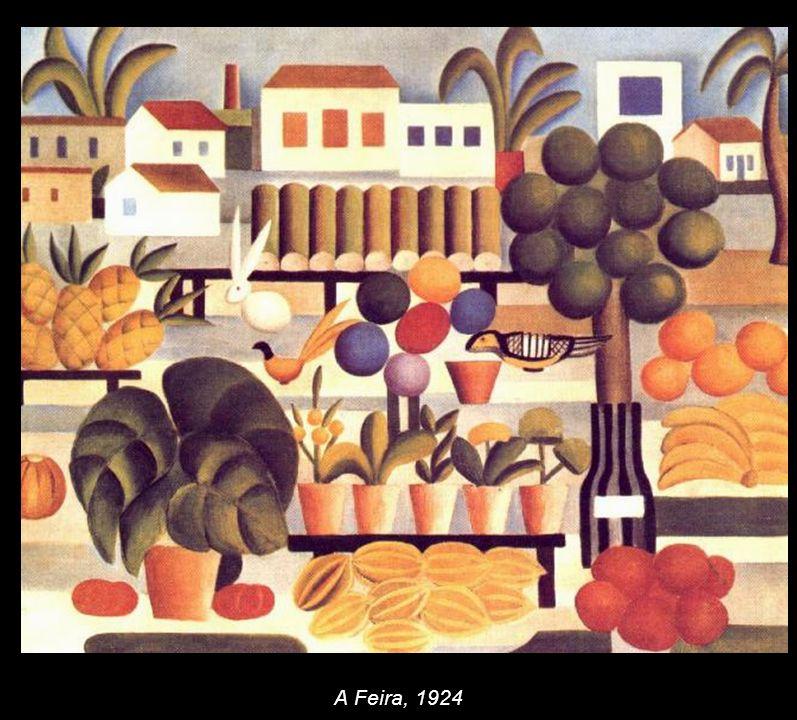 A Feira, 1924