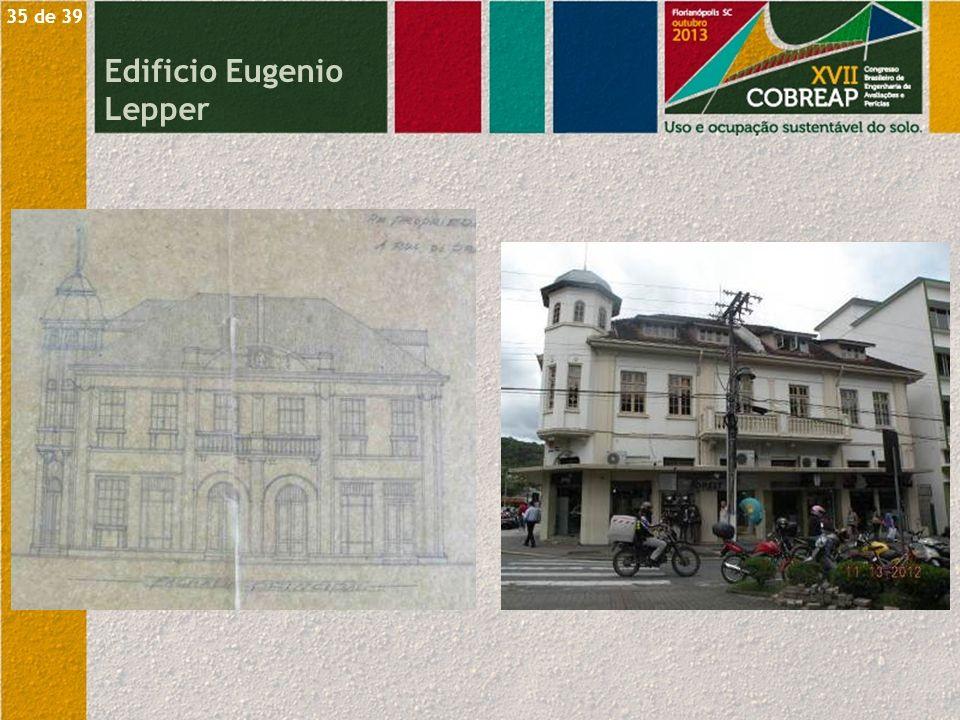 Edificio Eugenio Lepper