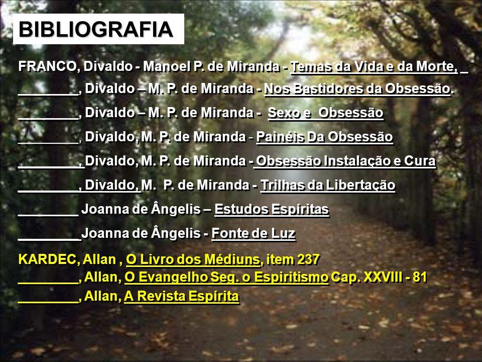 BIBLIOGRAFIA FRANCO, Divaldo - Manoel P. de Miranda - Temas da Vida e da Morte, _.