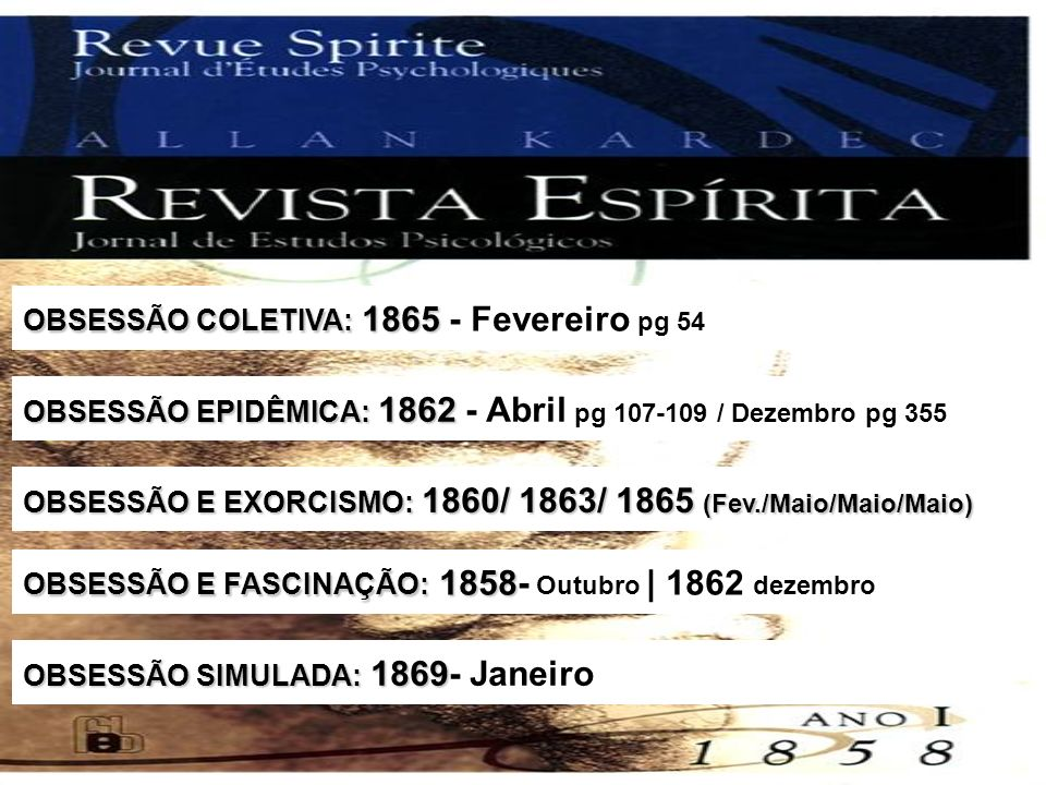 OBSESSÃO COLETIVA: 1865 - Fevereiro pg 54
